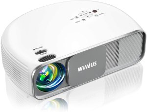 WiMiUS HD Home & Outdoor Projector