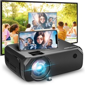 Bomaker Portable Outdoor Projector