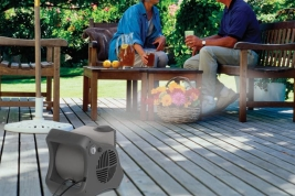 best patio misting system amazon