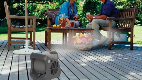 best patio misting system amazon
