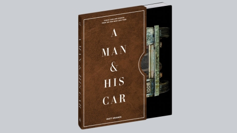 The book A Man & His Car, by Matt Hranek.