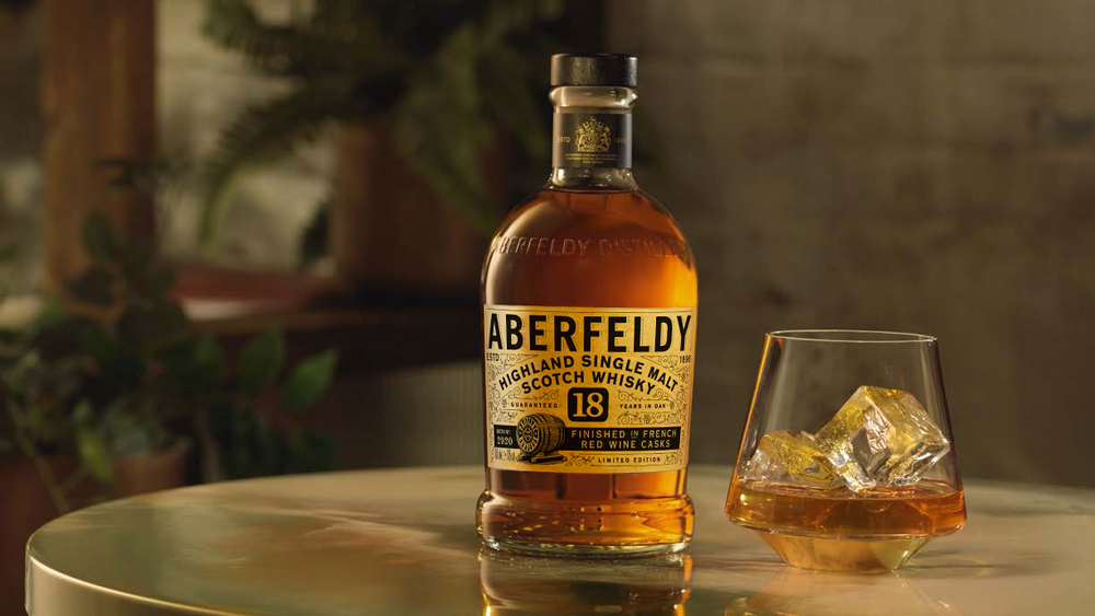 Aberfeldy 18 and 20 Years Old
