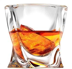 Ashcroft Twist Whiskey Glass