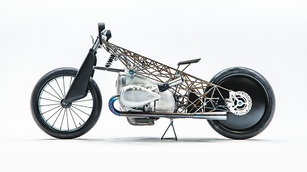 BIRDCAGE BMW by Revival Cycles