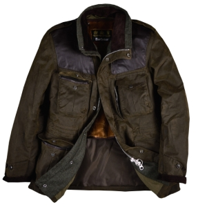 Barbour Supa-Corbridge wax jacket