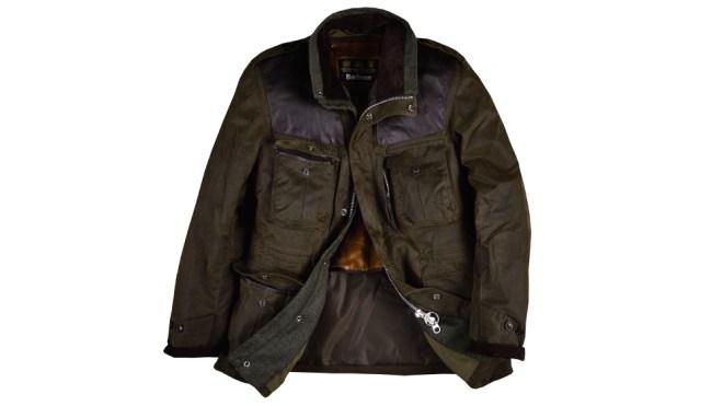Barbour Supa-Corbridge wax jacket
