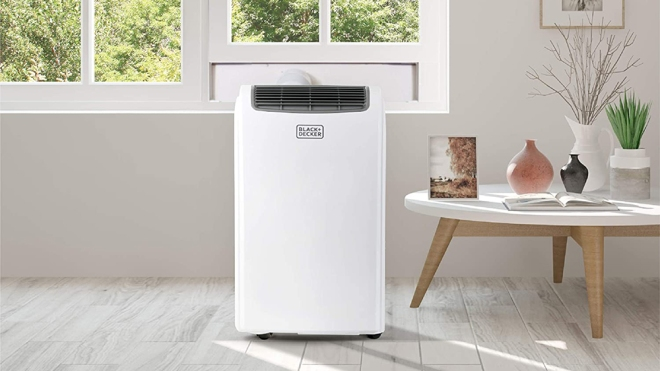 Black + Decker Portable Standing AC