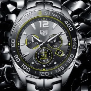 TAG Heuer Formula 1 Senna Special Edition 2020