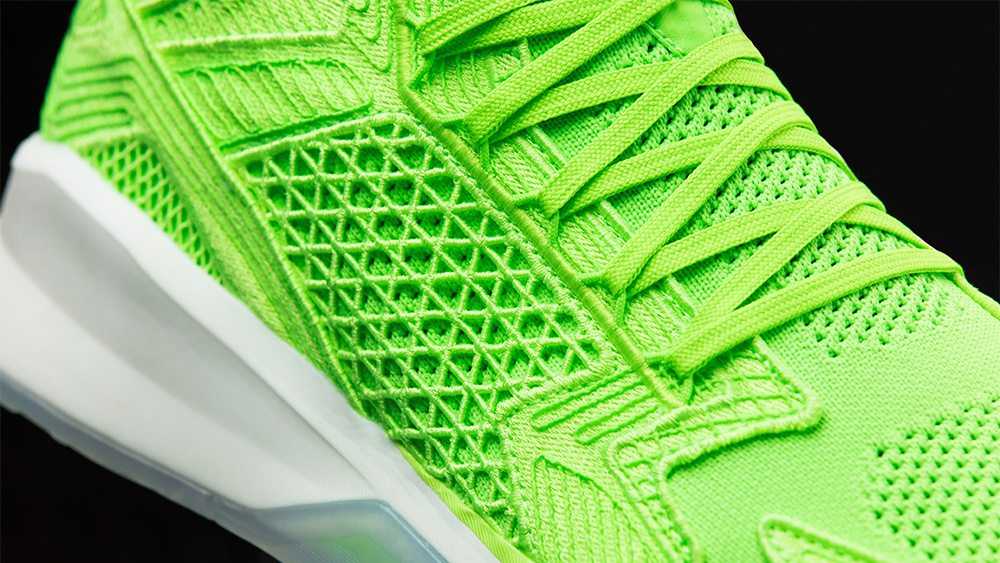 Details of the new Concept X sneaker.