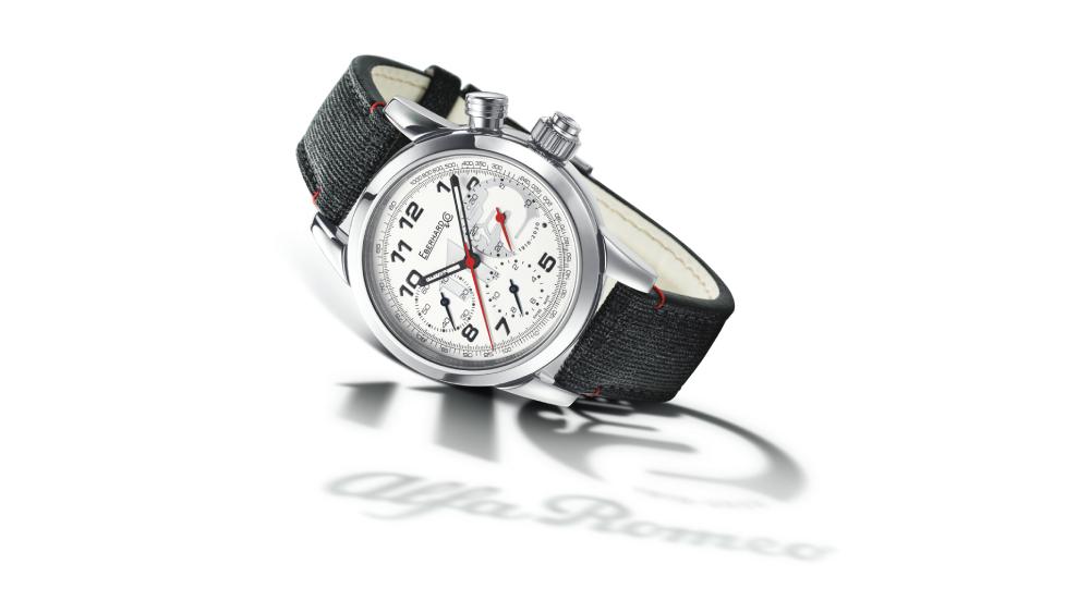 Eberhard & Co. Alfa Romeo chronograph