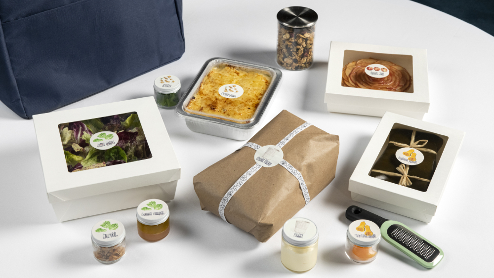Eleven Madison Park at-home meal kits