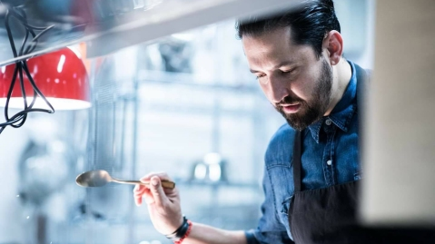 Chef Esdras Ochoa taco king