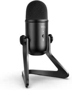 Fifine podcast microphone