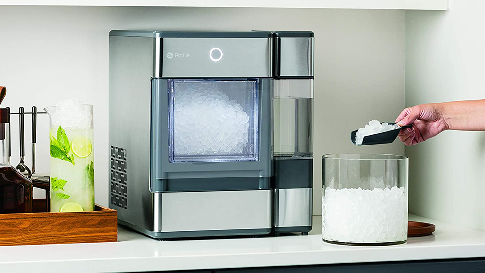 GE countertop nugget ice maker prime day deal