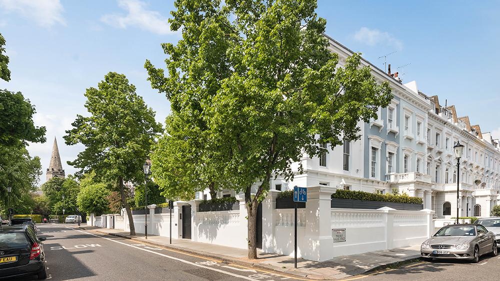 Gilston Road, Chelsea