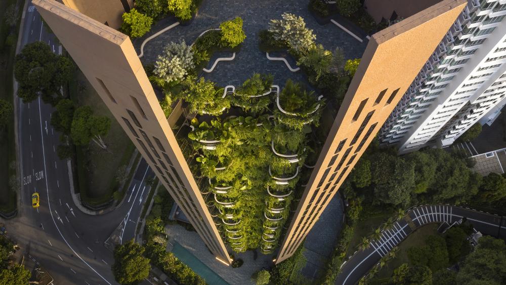 Thomas Heatherwick Eden Singapore