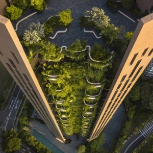 Thomas Heatherwick Eden Singapore