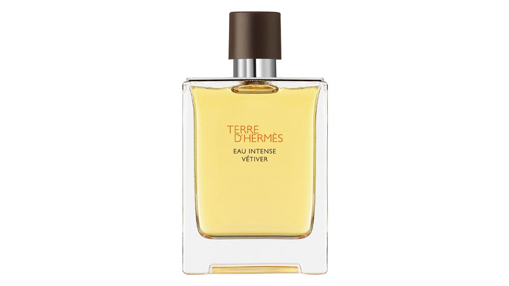 Best Men's Colognes: Hermes Terre d'Hermes Eau Intense Vétiver Eau de Parfum