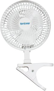 Hurricane Clip Fan