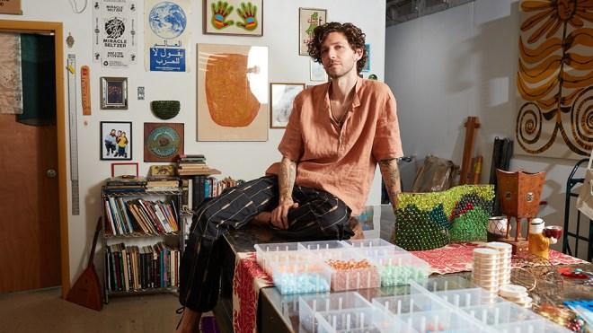 Jordan Nassar Brooklyn Studio