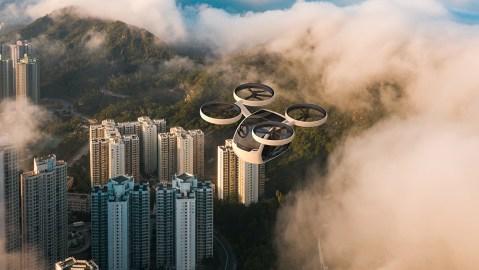 Kite Drone Concept