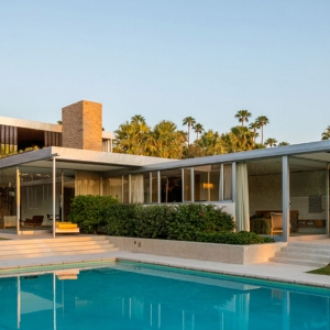 Kaufmann Desert House by Richard Neutra for Sale for $25 Million