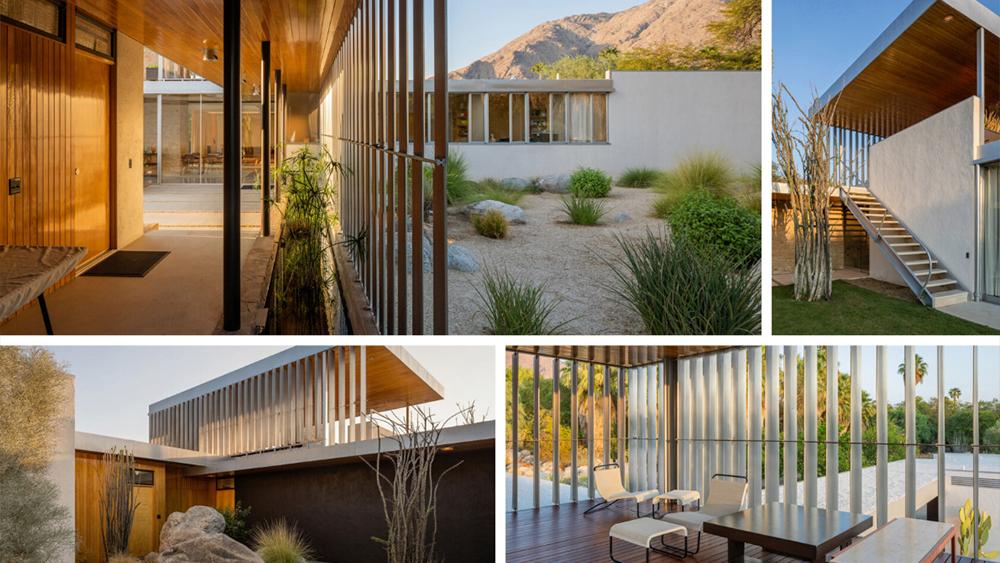 Neutra's Kaufmann Desert House