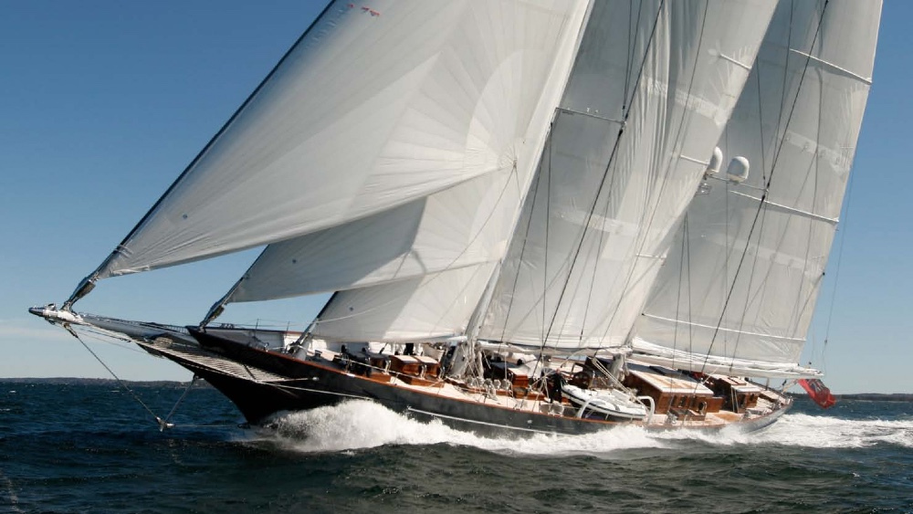 Meteor Superyacht Sailing Vessel Part of Hot Brokerage Sales