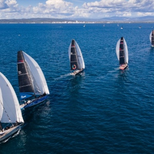 Nautor's Swan Experience Last Week in Italy included Superyachts and Sailing Regattas