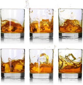 Luxu Whiskey Glass