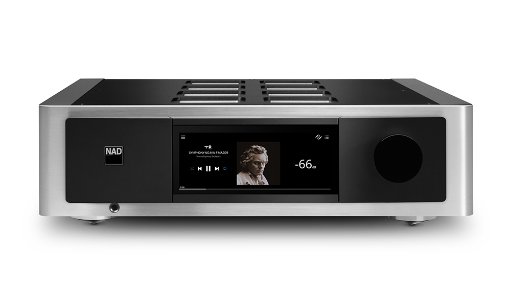 NAD M33 Streaming BluOS Amplifier