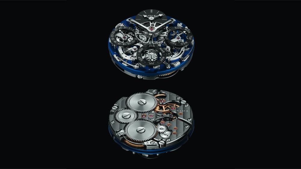 MB&F Legacy Machine Perpetual EVO