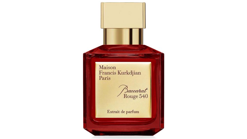 Best Men's Colognes: Maison Francis Kurkdjian Paris Baccarat Rouge 540