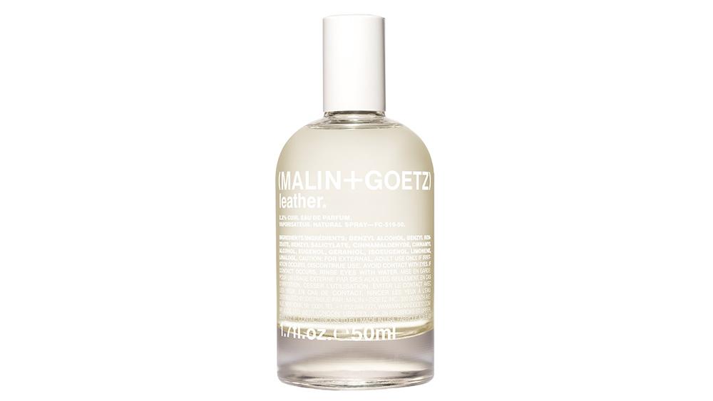 Best men's Colognes: Malin + Goetz Leather