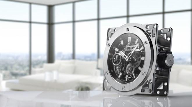 Hublot Meca-10 Clock