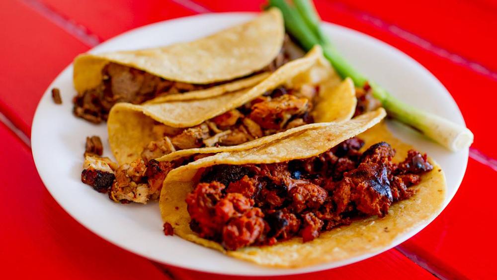 Mexicali tacos