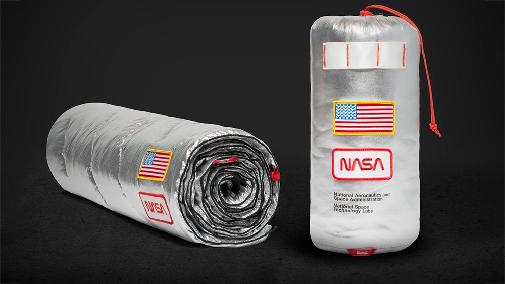 Forget Your Comforter: These Cozy NASA Blankets Will Keep You Warm Like an Astronaut