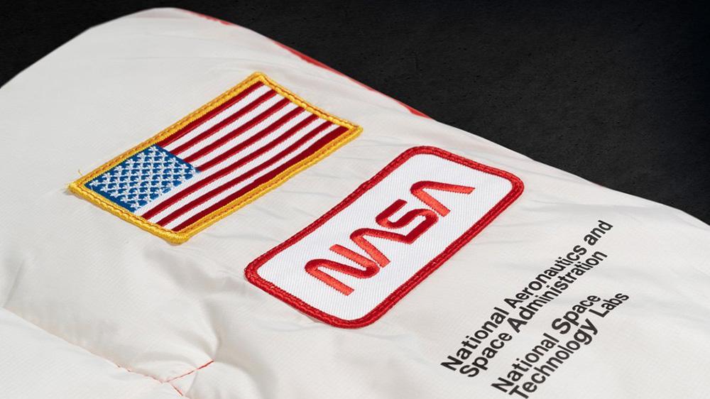 Rumpl NanoLoft Puffy NASA blanket