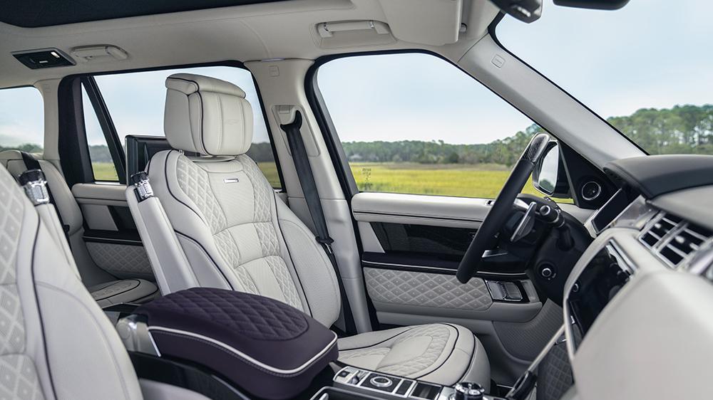Overfinch Sandringham Edition Range Rover