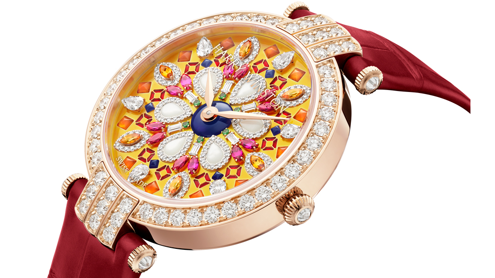 Harry Winston Premier Kaleidoscope Watch