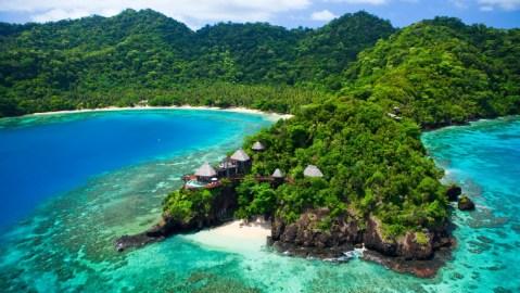 Laucala Private Island Fiji