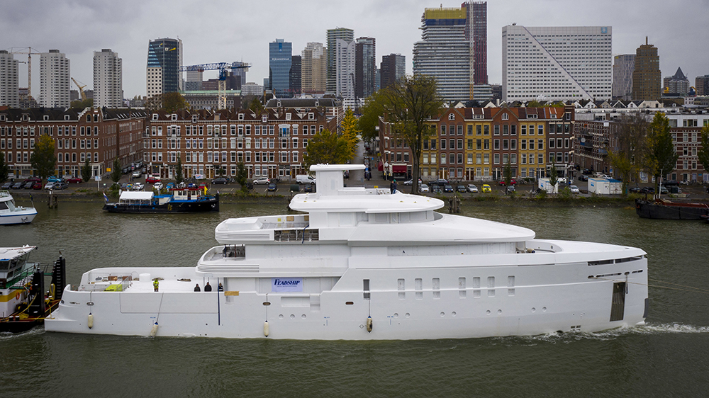 Feadship Project 708