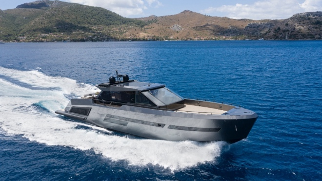 Mazu 82 New Yacht With Superyacht Features