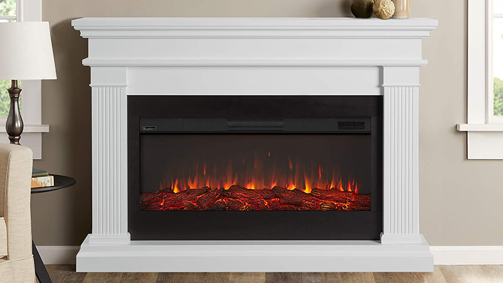The Best Electric Fire Place On Amazon Robb Report