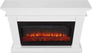 Real Flame Beau Electric Fireplace