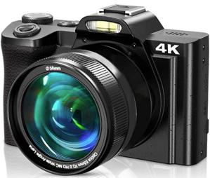 Videosky 4K Digital Camera