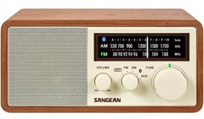 Sangean Wooden Cabinet Radio