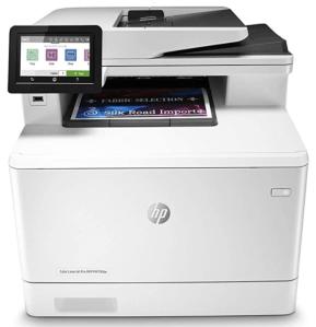 HP Color Wireless Laser Printer