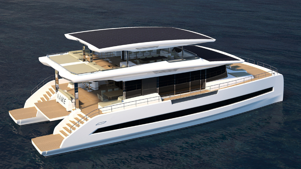 Solar Powered Yachts Are Taking Over. Here's Why That's a Good Thing.