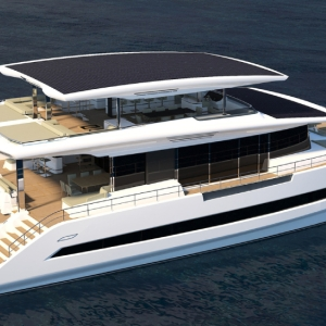 Silent Yachts 80 foot